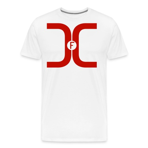 t-shirt_Red_fdc_PNG - Men's Premium T-Shirt