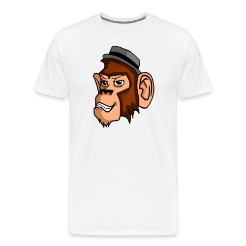 monkeyz3 - Men's Premium T-Shirt