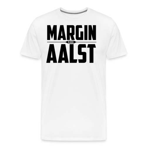 MARGINAALST - Mannen Premium T-shirt