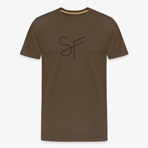 SMAT FIT SF white homme - Camiseta premium hombre