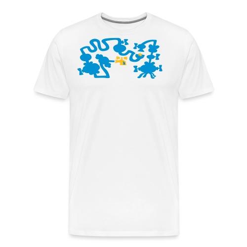 BALTHAZAR - Premium-T-shirt herr