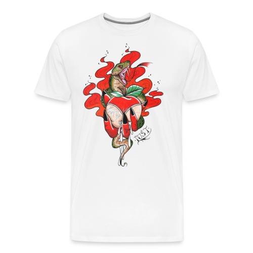 Isa-Lust - Maglietta Premium da uomo