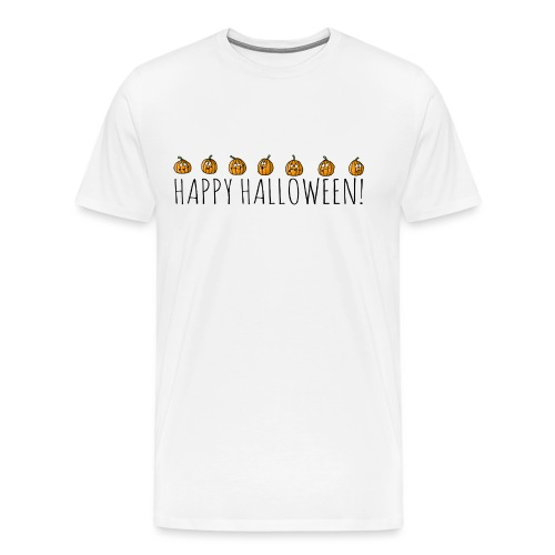 Happy Halloween - Männer Premium T-Shirt