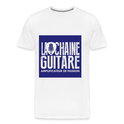 Logo FR Square2000 jpg - T-shirt Premium Homme