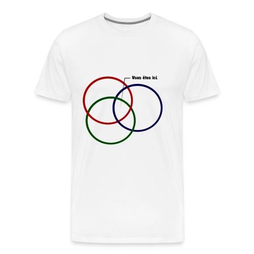ISR T shirt png - T-shirt Premium Homme