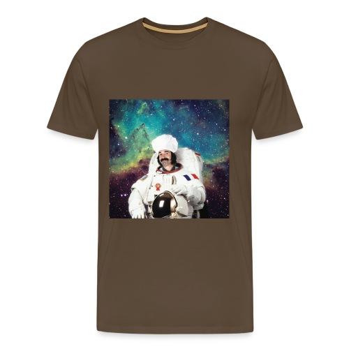 MozzaAstronaute jpg - T-shirt Premium Homme