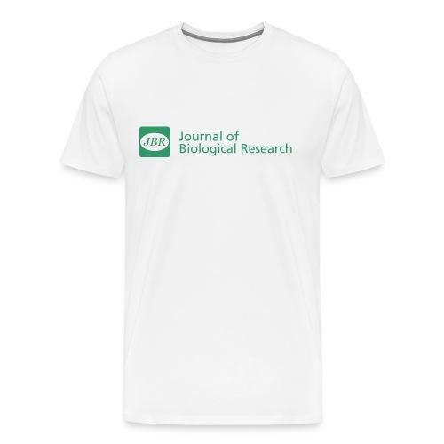 Journal of Biological Research 300 png - Men's Premium T-Shirt