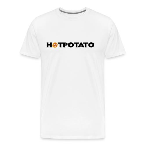 hotpotato2 copie png - T-shirt Premium Homme