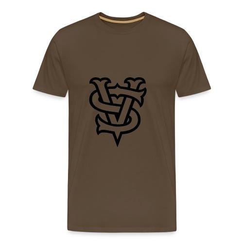 VinceStaples JohnLangdon gif - Männer Premium T-Shirt