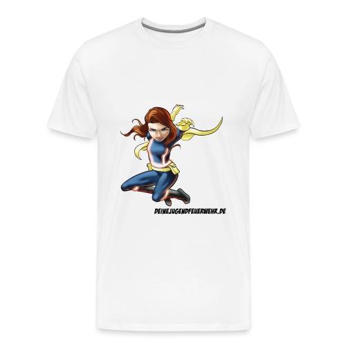 Hydro Girl - Männer Premium T-Shirt