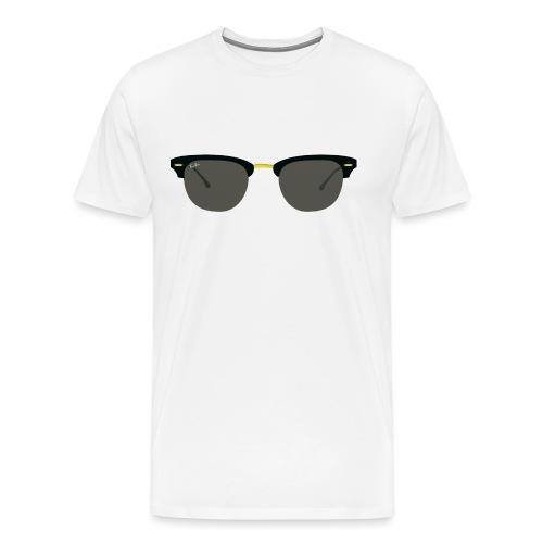 Clubmaster - Premium-T-shirt herr