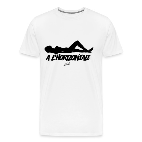I want you... - T-shirt Premium Homme