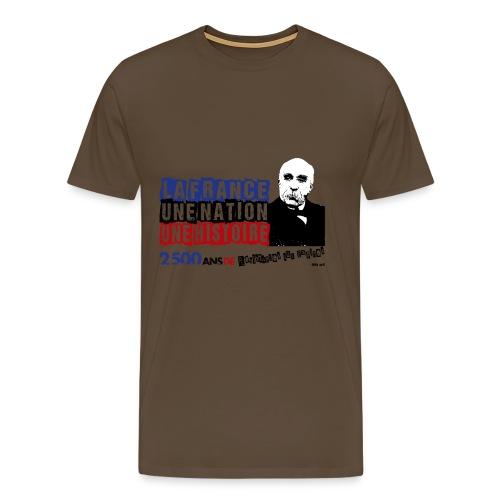 Clémenceau - T-shirt Premium Homme