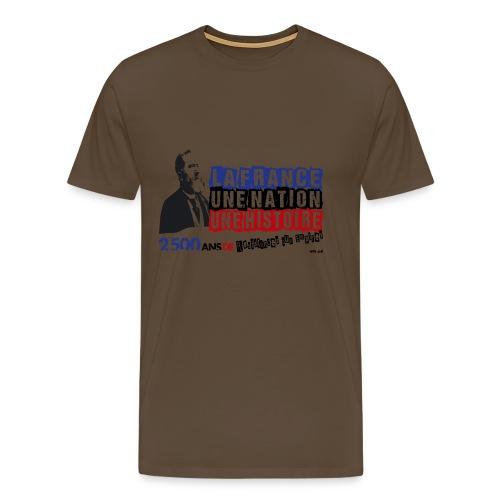 Jean Jaurès - T-shirt Premium Homme