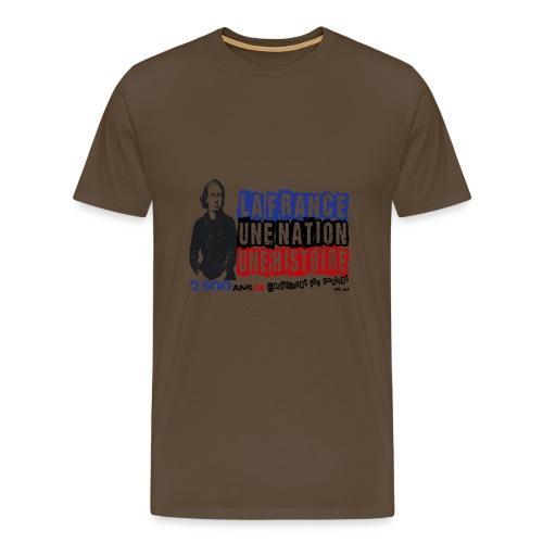 Louise Michelle - T-shirt Premium Homme