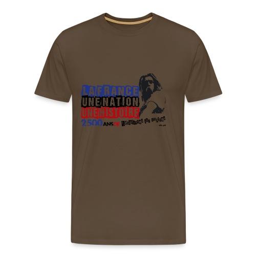 Vercingétorix - T-shirt Premium Homme