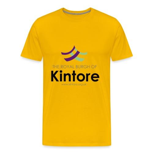 Kintore org uk - Men's Premium T-Shirt