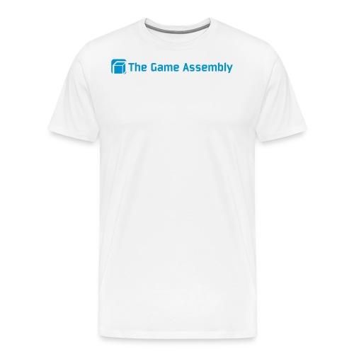 tga bw - Premium-T-shirt herr