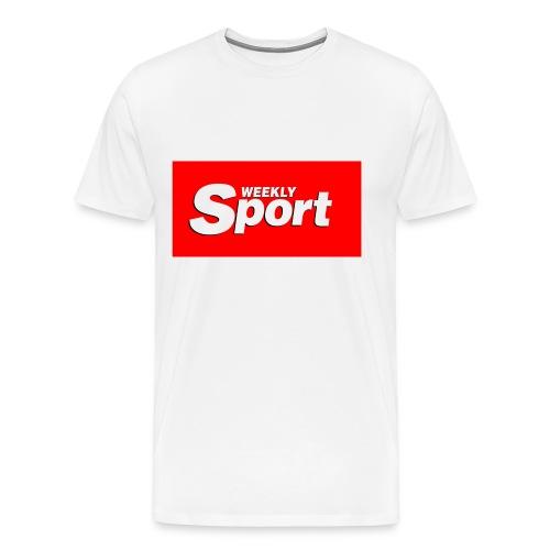 WS logo jpg - Men's Premium T-Shirt