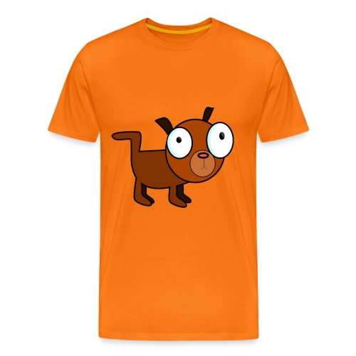 dog dawg animal 1979px png - Mannen Premium T-shirt