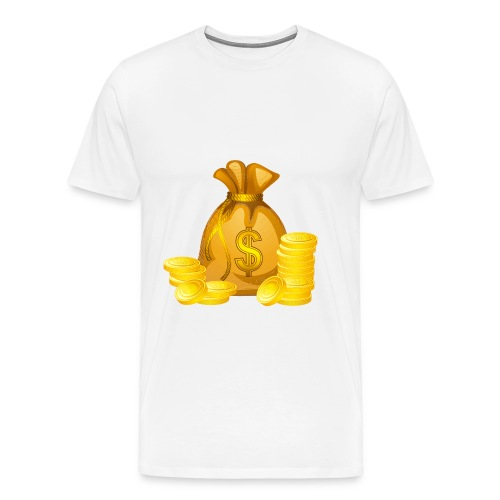 Bag of ney PNG Clipart Picture png - Mannen Premium T-shirt