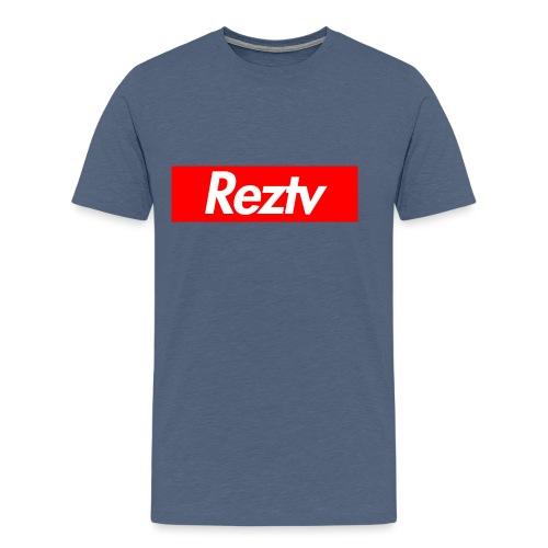 RezPreme - Miesten premium t-paita