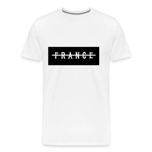 FRANCE S png - Männer Premium T-Shirt