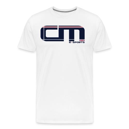 CaLL Me eSports zip-up Hoodie - Men's Premium T-Shirt