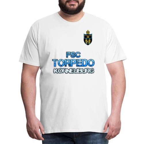 torpedo final 3 - Männer Premium T-Shirt