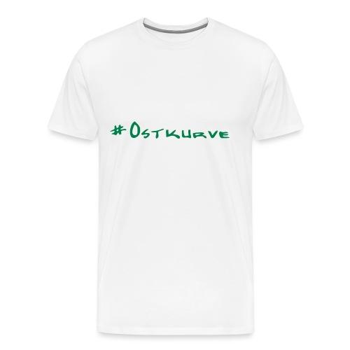 Ostkurve - Männer Premium T-Shirt