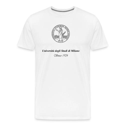 scritta png - Maglietta Premium da uomo