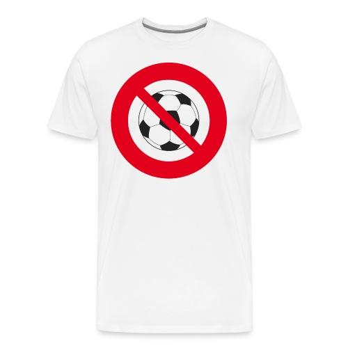 no foot grand png - T-shirt Premium Homme