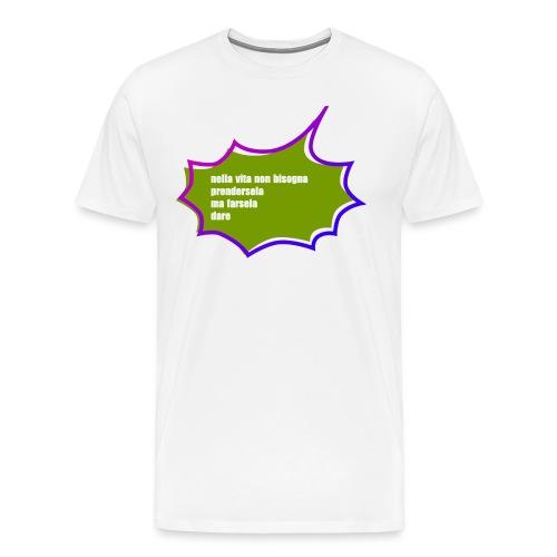 Vita - Maglietta Premium da uomo