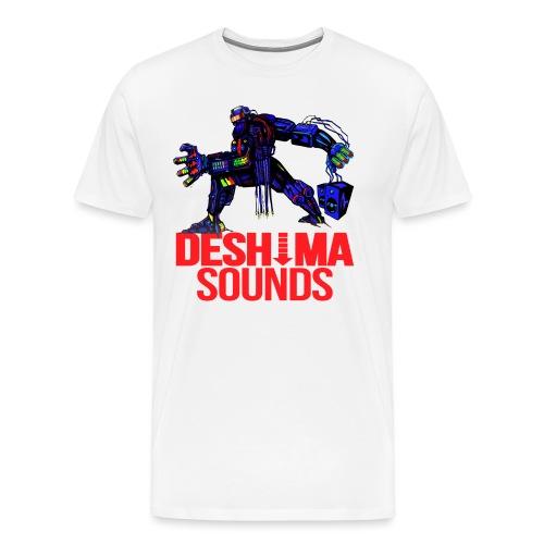 Animecon 2012 - Mannen Premium T-shirt