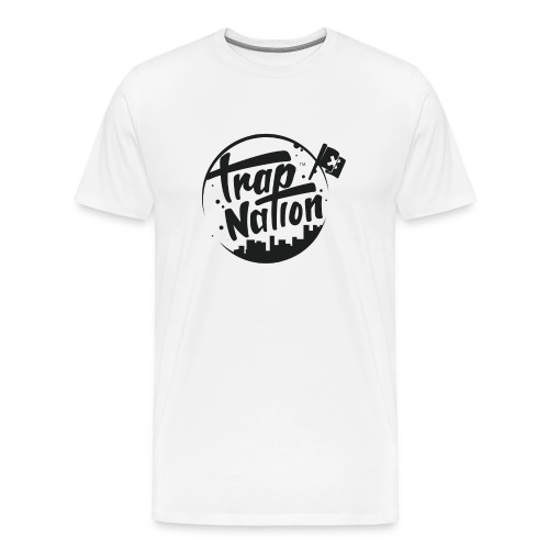 black flag png - Men's Premium T-Shirt
