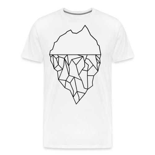 Iceberg - T-shirt Premium Homme