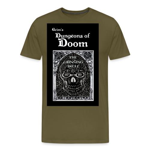grims2 jpg - Men's Premium T-Shirt