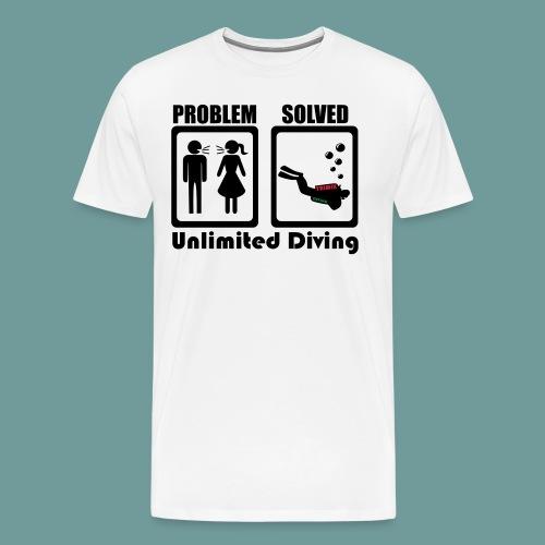 problem - T-shirt Premium Homme