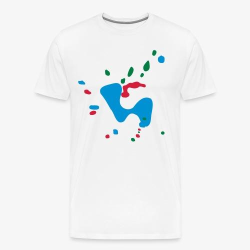 Lauras Welt - Männer Premium T-Shirt