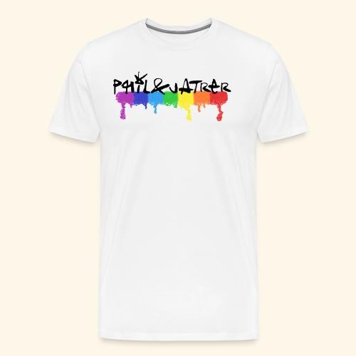 Rainbow Collection by Phil&Jatrer - Männer Premium T-Shirt
