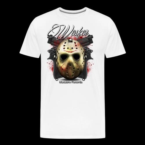 MACABRE RECORD - T-shirt Premium Homme
