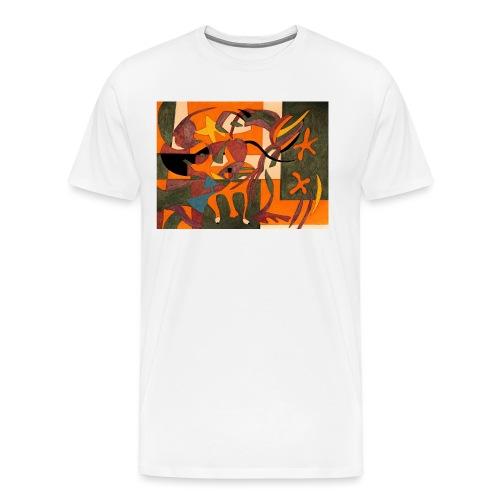 Algues - T-shirt Premium Homme