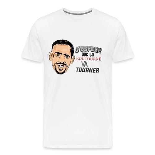 Ribéry - T-shirt Premium Homme