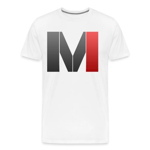 MrGank LOGO - Men's Premium T-Shirt
