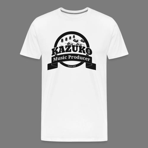 KazukoLogo png - Männer Premium T-Shirt