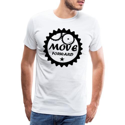 MoveForward Design - Men's Premium T-Shirt