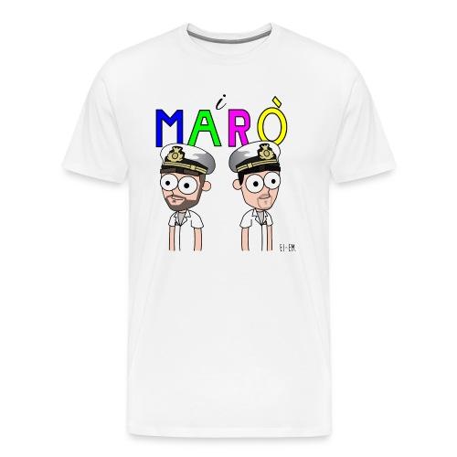 tshirt marò gif - Maglietta Premium da uomo