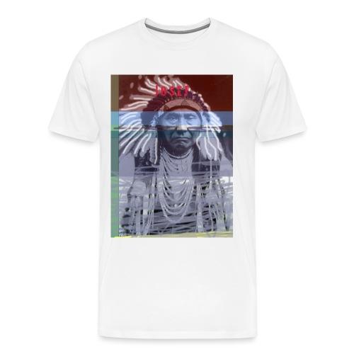 josef1 - Männer Premium T-Shirt