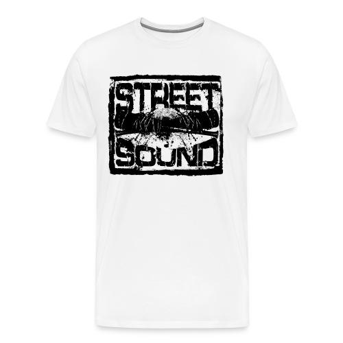Street Sound - Männer Premium T-Shirt