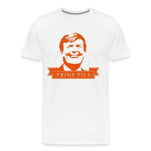 Prins Pils - Mannen Premium T-shirt